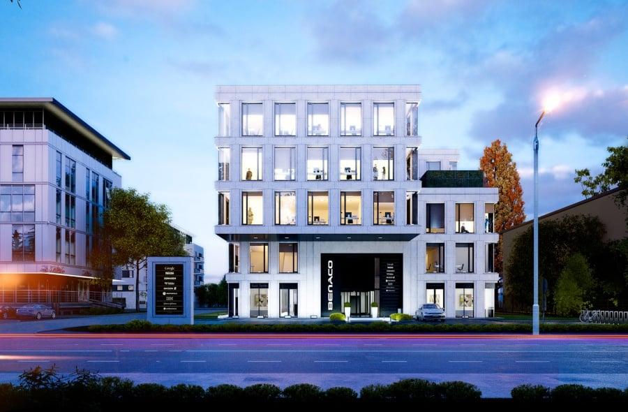 Budynek biurowy BENACO