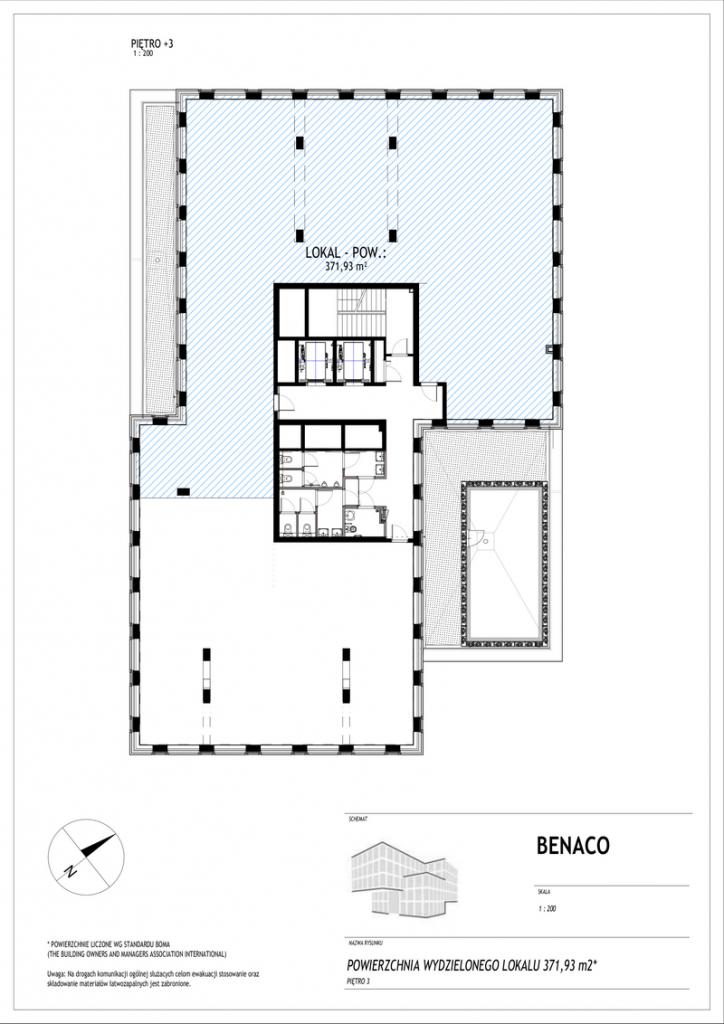 3 piętro 371,93m2